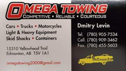 Omega Towing