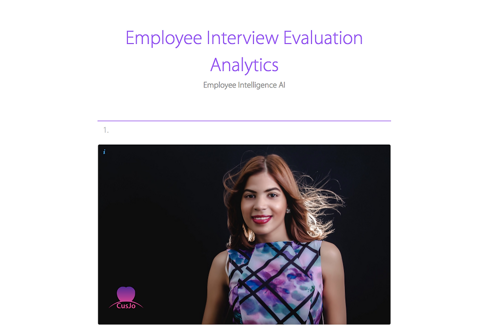 Employee Interview Evaluation Analytics.