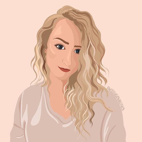 Custom Digital Illustration