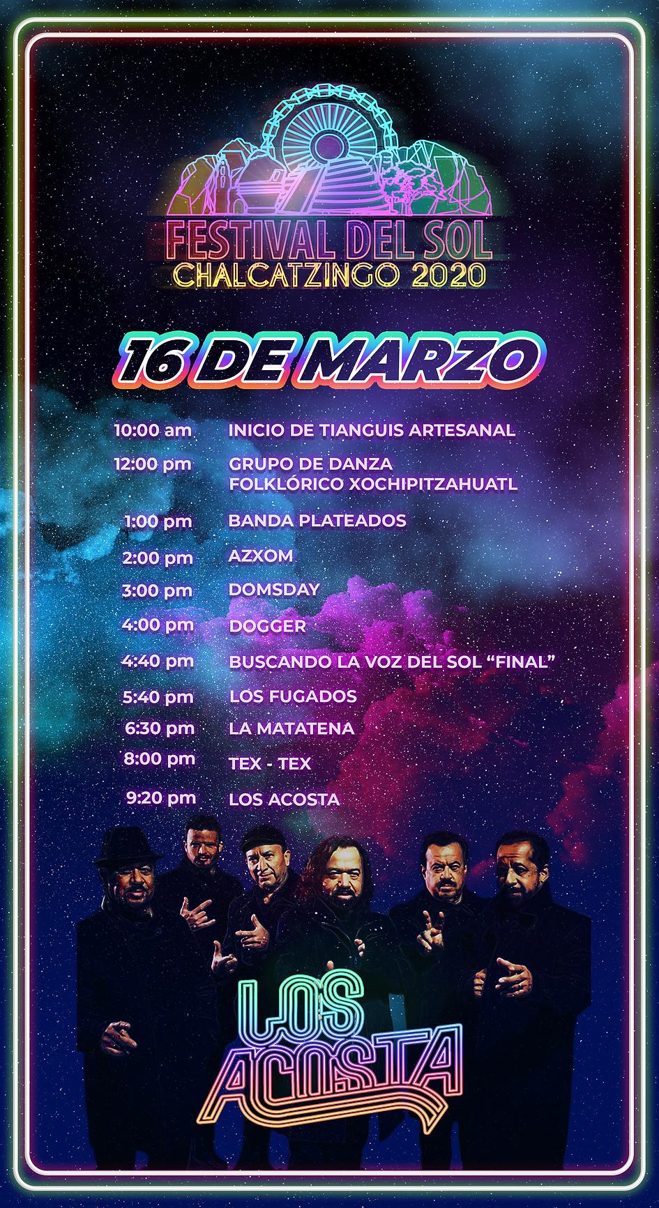 cartelera lunes 16 de Marzo.png