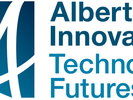 Grant received from Alberta Innovates