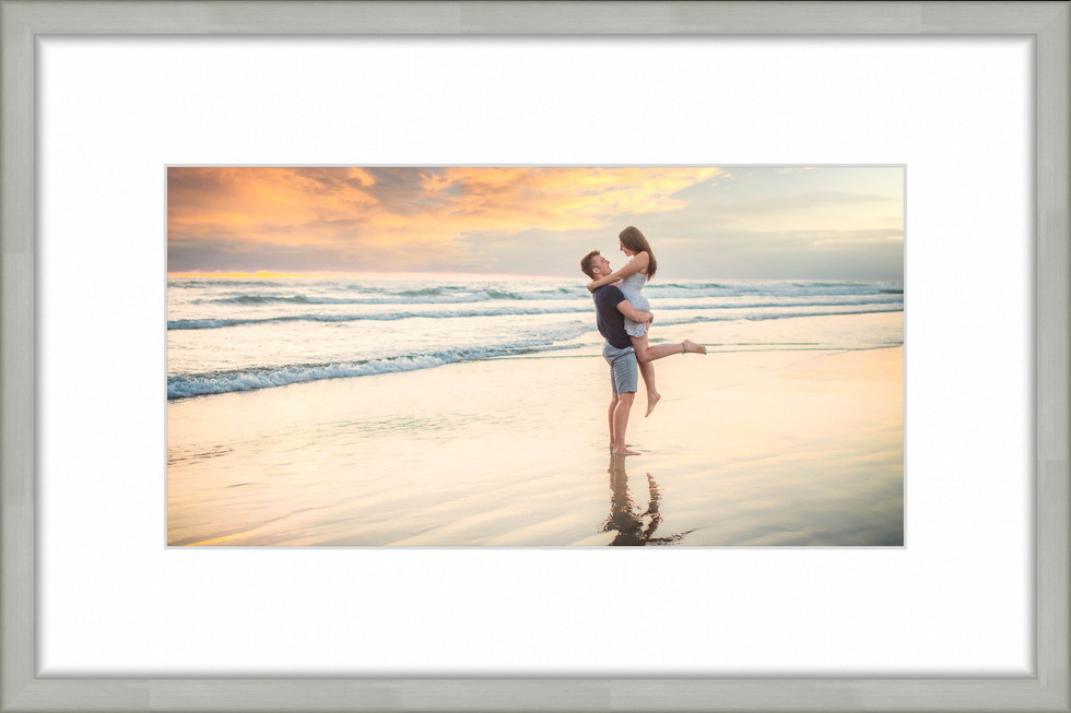 Southern California Beach Photographer for Engagements