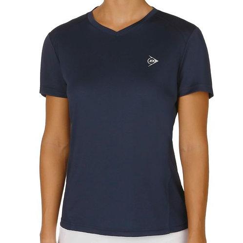 T-Shirt Damen/Mädchen - Blau - TC Lechenich 2018