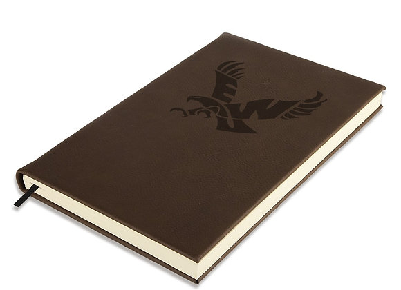 Official NCAA Eastern Washington Eagles - Leather Journal
