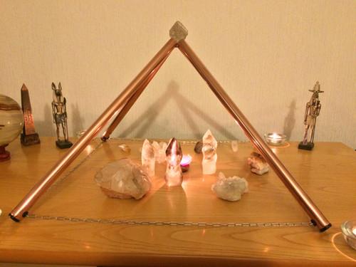 Copper Pyramids | Pyramid Energy | Pyramid Healing