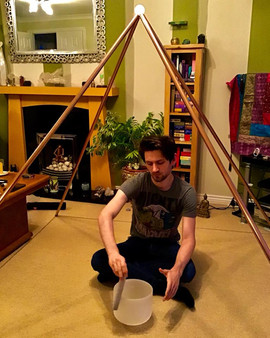 Pyramid Sound healing