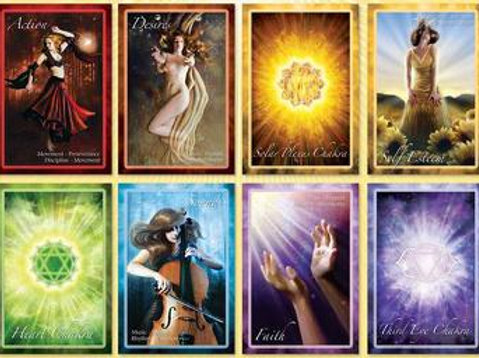Oracle and Tarot Readings