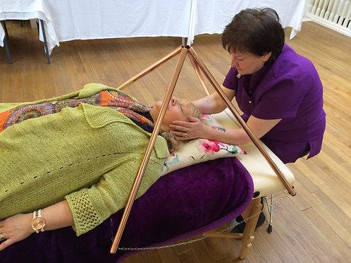 Pyramid Reiki Treatment