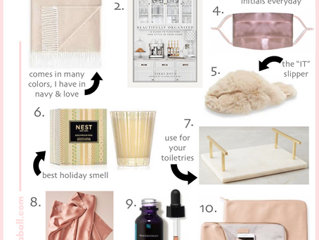 Luxe Gifts For Her Under $100