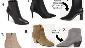Fall Boot Guide: Splurge vs. Budget