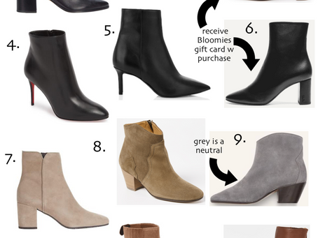 Fall Boot Guide: Splurge vs. Budget
