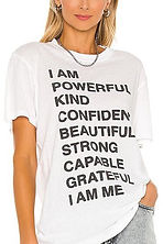 Empowerment Lili Tee ANINE BING