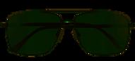 Poster Boy 60mm Polarized Square Sunglasses QUAY AUSTRALIA