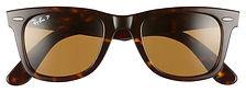 Standard Classic Wayfarer 50mm Polarized Sunglasses RAY-BAN