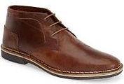 steve madden 'Harken' Leather Chukka Boot