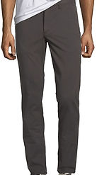 Rag & Bone Men's Standard Issue Fit 2 Mid-Rise Relaxed Slim-Fit Jeans, Gray