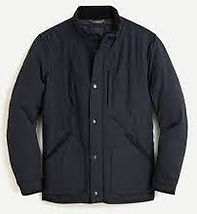 j crew Sussex quilted jacket with PrimaLoft®