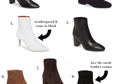 Shop Ankle Boots for Fall