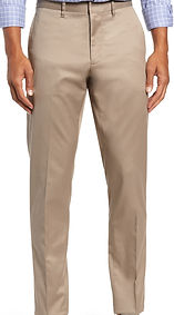 Slim Fit Non-Iron Chinos NORDSTROM