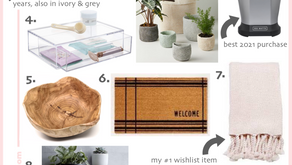 What I'm Loving / Home Edition