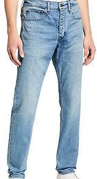 Rag & Bone Men's Fit 2 Light-Wash Straight-Leg Jeans lincoln