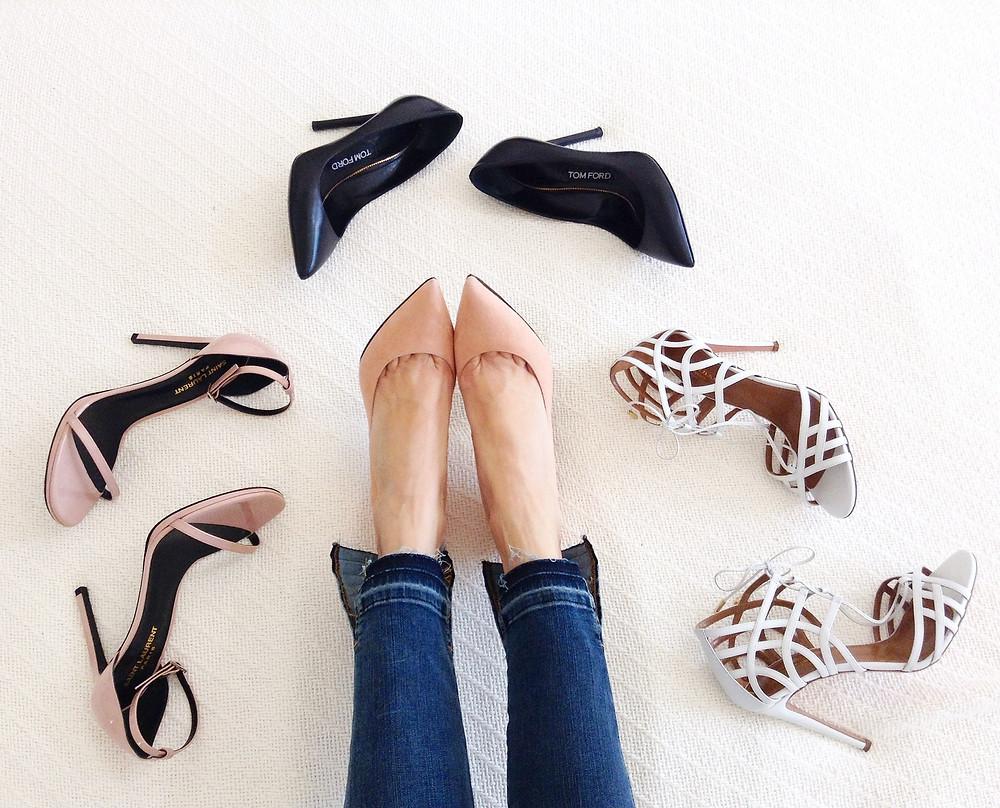 Tricks for an Organized Closet