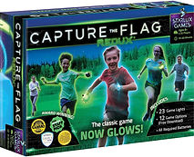apture The Flag Redux: The Original Glow-in-The-Dark Outdoor Game