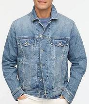 j. crew men's Denim jacket