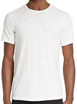 Slim Fit Slubbed Cotton T-Shirt RAG & BONE