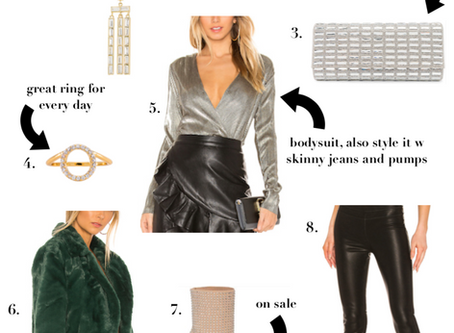 4 Holiday Looks Under $100