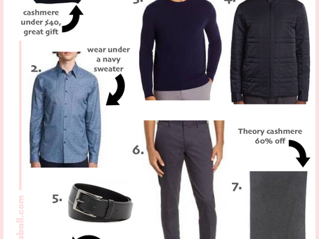 Thanksgiving Outfit Ideas For The Guys
