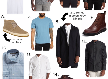 Affordable Fall Finds For Men