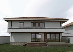 Arhitectura, proiect, locuinta individuala, casa