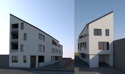 Arhitectura proiect locuinta individuala casa