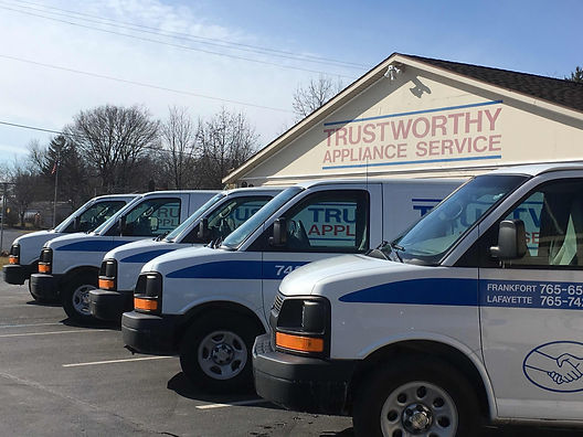 Trustworthy Appliance Service Amp Sales Greater Lafayette