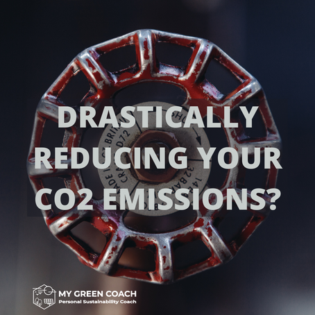 DRASTICALLY REDUCING CO2 EMISSIONS?