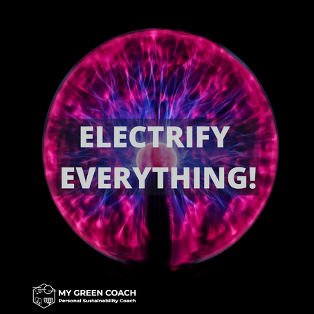 ELECTRIFY EVERYTHING!