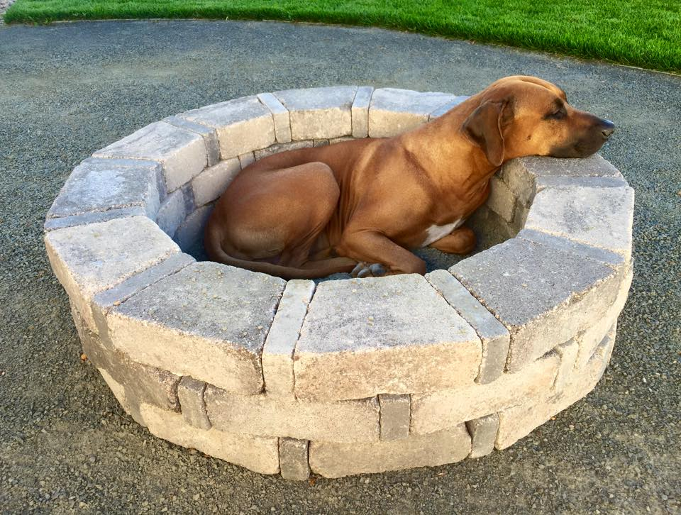 Chevy Fire Pit
