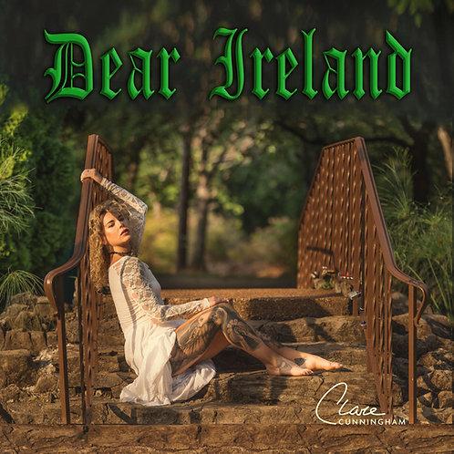 ''DEAR IRELAND' physical CD