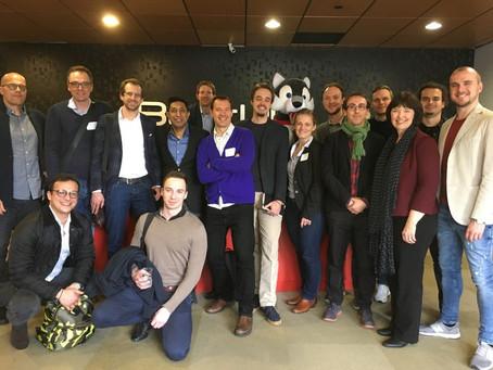 German TechMatch Entrepreneurs Visit BootUP