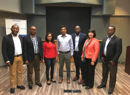 Swaziland Visits BootUP