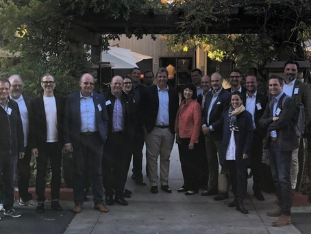 Bavarian Delegation from Munich Visits BootUP