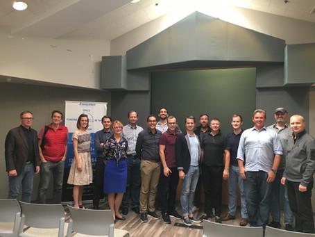Estonian Business Angels Visit BootUP