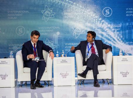 BootUP CEO Speaks in Kazakhstan