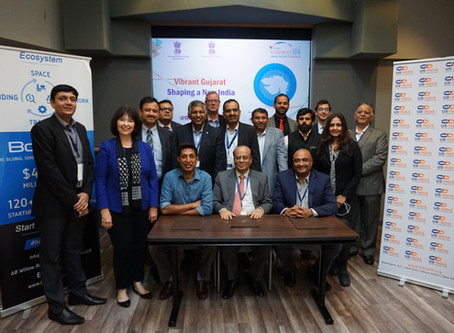 An Even Stronger Bridge with India: BootUP and iCreate Sign MoU