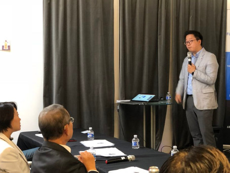 Dynamic Korean Startups Pitch @BootUP