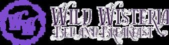 Wild Wisteria Logo