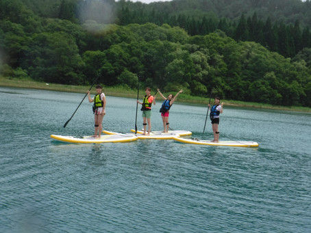 7/28・29田沢湖SUPツアー