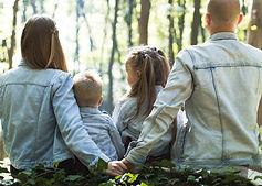 meditação em família