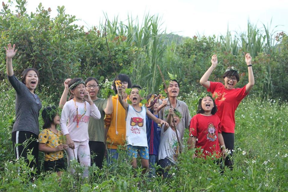 #namcattien #lavieestbelle #yoga #meditation #expressivearts #vietnam #retreat #nature #forest #yoganidra #classicalyoga #vegan #vegetarian #relax #spirituality #community #karmastay #karmaschool #karmayoga #naturequest #musique #lifestyle #volunteering #gardening